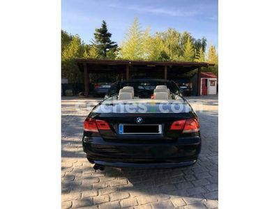 usado BMW 330 Cabriolet Serie 3 i Aut. 272 cv en Madrid