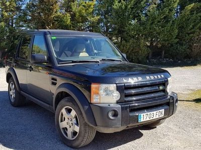 brugt Land Rover Discovery 2.7TDV6 HSE