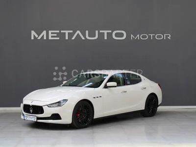 usado Maserati Ghibli 3.0 V6 S Q4 BT AWD 301 kW (410 CV) 4p