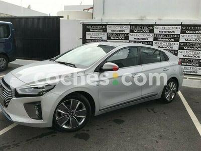usado Hyundai Ioniq Hev 1.6 Gdi Style 141 cv en Granada