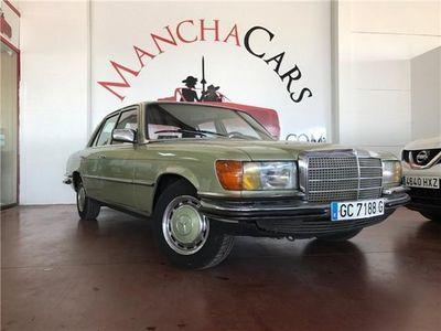 usado Mercedes 280 se w116 DIESEL