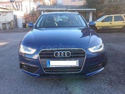 usado Audi A4 Avant 2.0 Tdi 143cv Multitronic 5p. -13