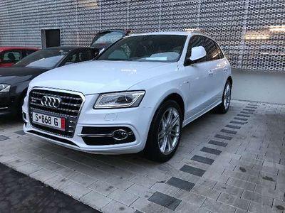 usado Audi SQ5 3.0TDI quattro Tiptronic 326