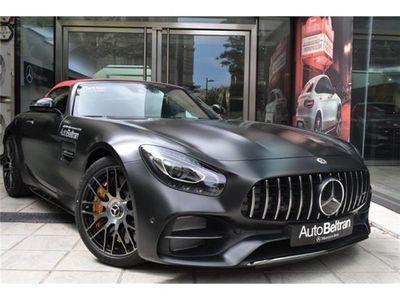 usado Mercedes AMG GT C ROADSTER Edition 50 - EDICION LIMITADA