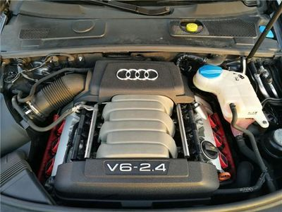 usado Audi A6 2.4 V6 Multitronic