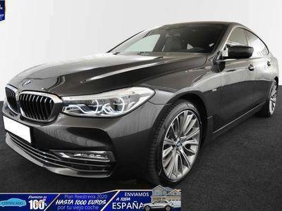 usado BMW 630 Serie 6 630 d xDrive GT Luxury B&W/F-Enterta. NP 103.000€