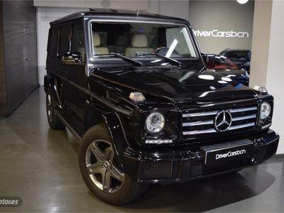 gebraucht Mercedes G500 AMG - NACIONAL 16.900KMS - CUERO DESIGNO -H.KARDON