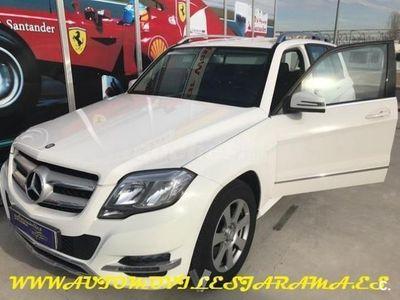 usado Mercedes GLK200 Clase GlkCdi Blue Efficiency 5p. -13