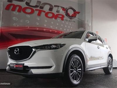 used Mazda CX-5 2.0 G 121kW 165CV 2WD AT Origin