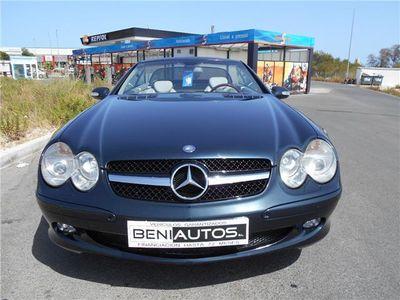 usado Mercedes SL500 Clase sfull full COMO NUEVO
