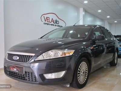 used Ford Mondeo 1.8 TDCi 125 Trend