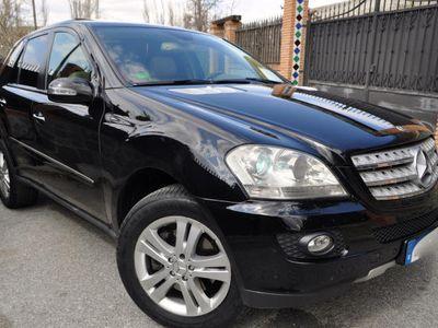 gebraucht Mercedes ML320 CDI AUT 4MATIC 7G-PIEL BEIGE-NAVI COMAND DVD-TECHO