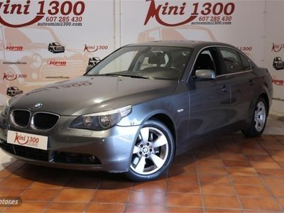 used BMW 535 Serie 5 d