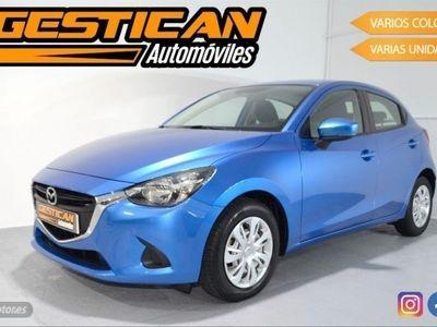 usado Mazda 2 1.5 GE 55kW 75CV StyleConfort
