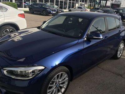 usado BMW 118 1er Aut.