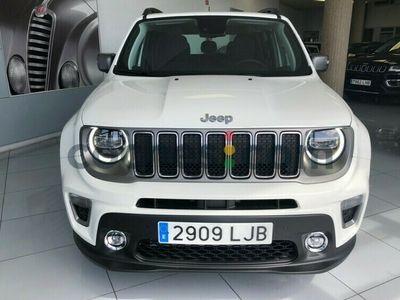 usado Jeep Renegade 1.3 Phev Limited 4x4 Aut. 190 190 cv en Barcelona