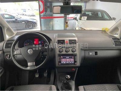 usado VW Touran Advance 5p