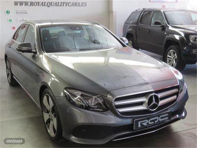 second-hand Mercedes E220 9G-Tronic *FINANCIACIÓN 100%*