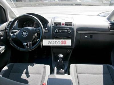 usado VW Touran 1.6 Tdi 105cv Advance 5p. -12