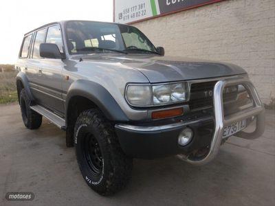 usado Toyota Land Cruiser HDJ 80 4.2TD VX WAGON
