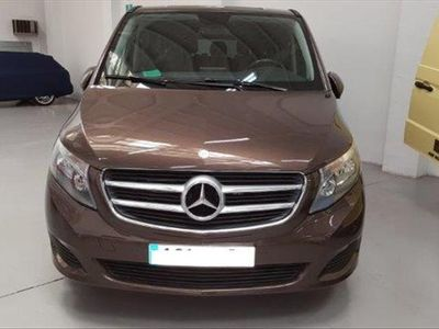 usado Mercedes V220 CDI Compacto 7G Tronic