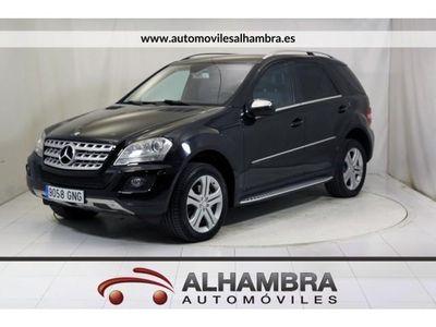 usado Mercedes 280 CLASE M CDI 4MATIC LIMITED EDITION 4X4 AUTO