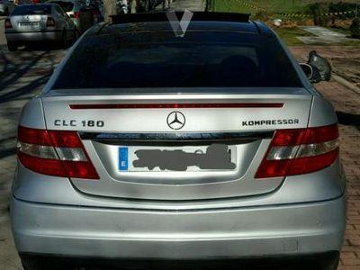 usado Mercedes CLC180 Clase CLCK -08