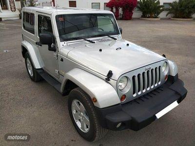 gebraucht Jeep Wrangler 2.8CRD Sahara EN EXCELENTE ESTADO!!!