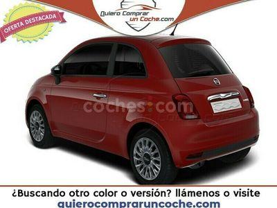 usado Fiat 500 1.0 Hybrid Cult 52kw 70 cv en Madrid