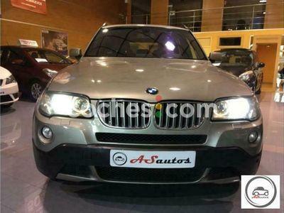 usado BMW 501 X3 3.0sd Aut.cv en Malaga