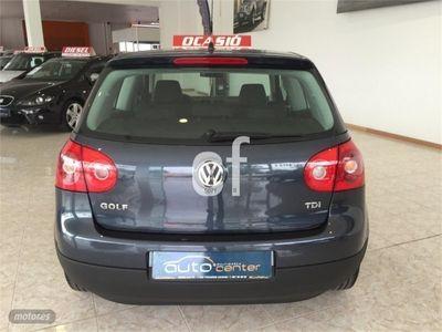 usado VW Golf 1.9 TDI 105cv iGolf