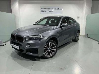 usado BMW X6 xDrive30d 190 kW (258 CV)