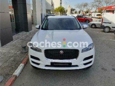 usado Jaguar F-Pace F-pace2.0i4d Prestige Aut. Awd 180 180 cv en Cadiz