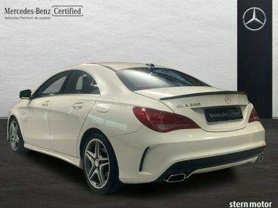 usado Mercedes CLA200 CDI Coupe