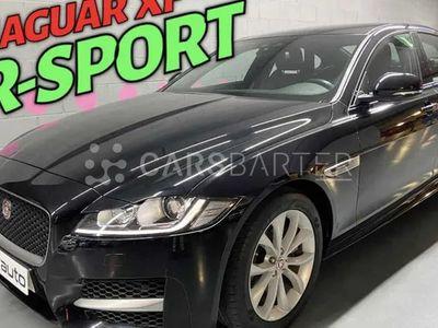 usado Jaguar XF 2.0i4D R-Sport Aut. 180