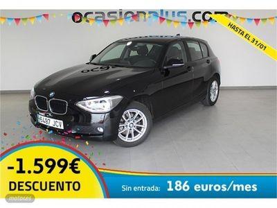 usado BMW 116 Serie 1 d Essential Plus M-Sport Edition