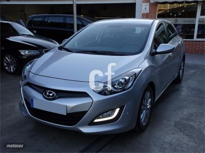 usado Hyundai i30 1.6 CRDi 110cv Tecno Sky Nav