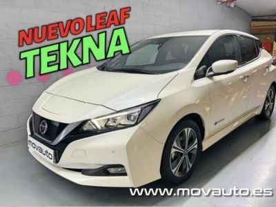 usado Nissan Leaf 40kWh Tekna