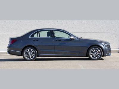 brugt Mercedes C220 BlueTEC Berlina