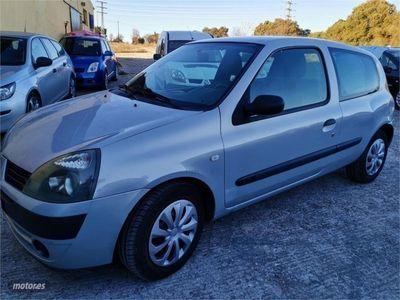 brugt Renault Clio Base Authentique 1.2