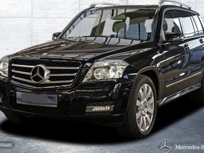usado Mercedes GLK250 CDI 4 MATIC