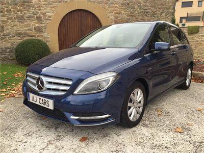 usado Mercedes B180 CDI BE (4.75)