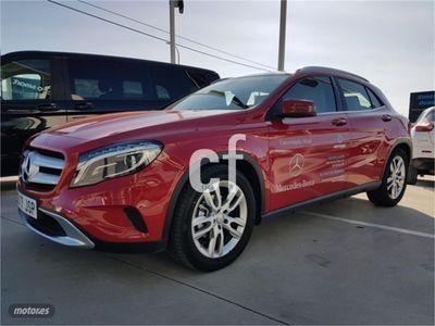 usado Mercedes GLA200 Clase GLAd Urban