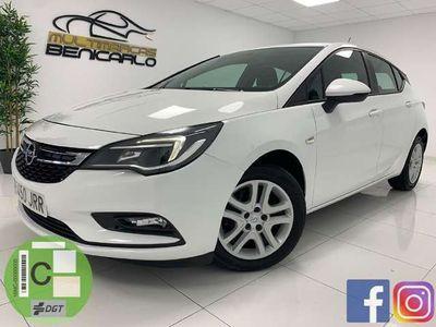 usado Opel Astra 1.6CDTi S/S Selective 110Cv desde 160€/mes