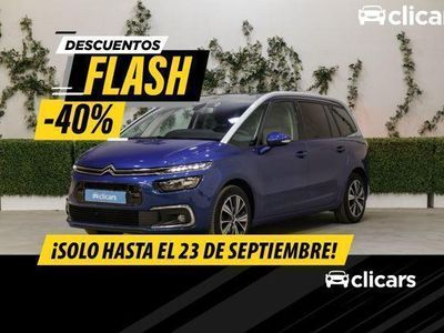 used Citroën C4 Picasso G. 1.6BlueHDi S&S Feel 120