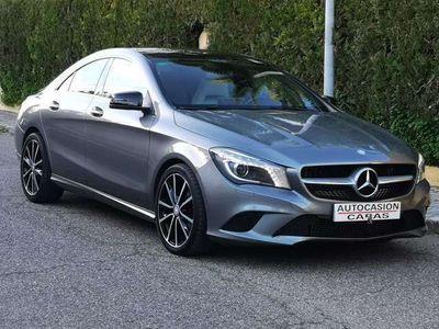 usado Mercedes CLA200 CDI AMG Line 4M 7G-DCT