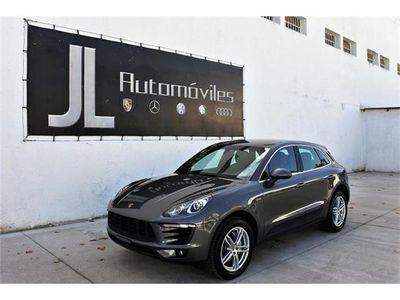 brugt Porsche Macan S Diesel Aut.