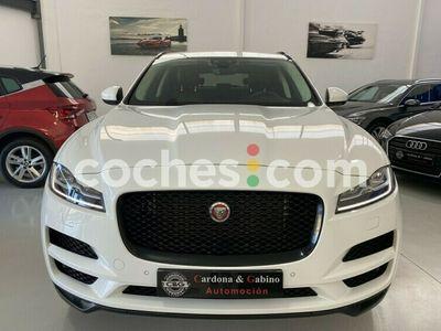 usado Jaguar F-Pace 2.0i4d R-sport Aut. Rwd 180 180 cv en Murcia