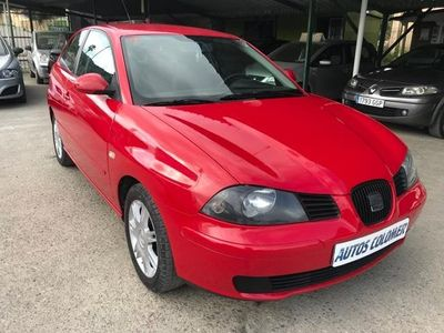 usado Seat Ibiza 1.4 16v sport gasolina
