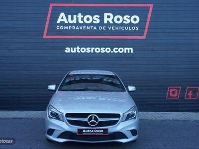 usado Mercedes CLA220 Clase CLACDI Aut.